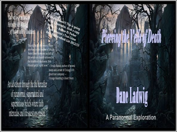 Piercing the Veils of Death: A Paranormal Exploration by Dane Ladwig